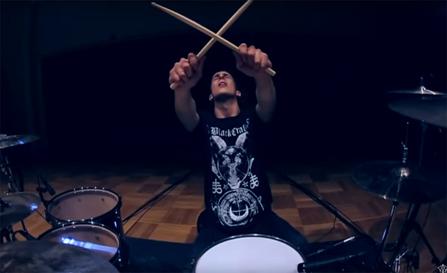 Pendulum - Voodoo People (Remix) Blood Sugar - Drum Cover